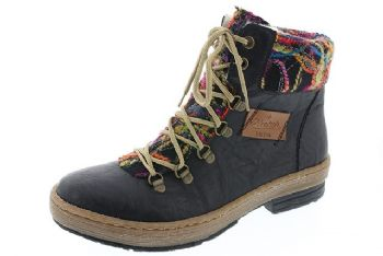 Rieker Ladies Boots Z6743-00